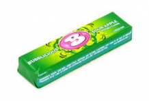 Bubblicious Sour Apple Flavour Bubble Gum